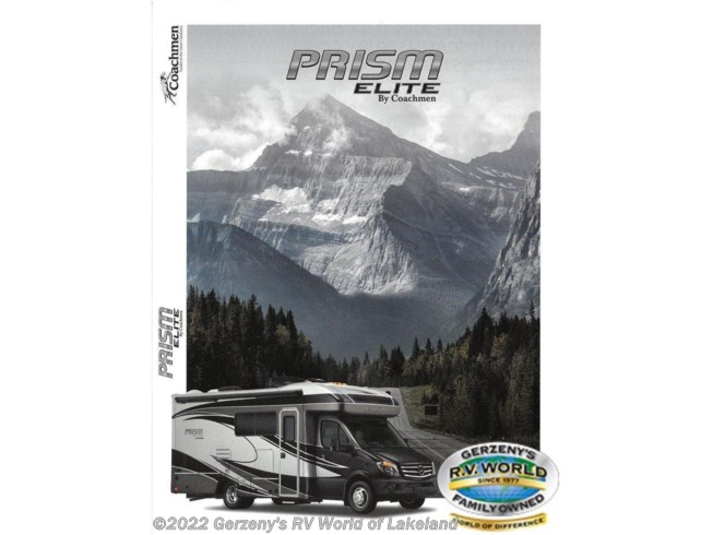 New 2021 Coachmen Prism available in Lakeland, Florida