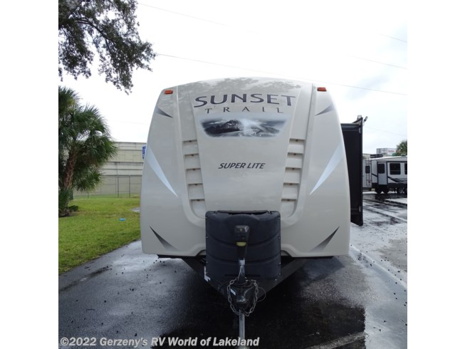 2017 Sunset Trail by CrossRoads from Gerzeny's RV World of Lakeland in Lakeland, Florida