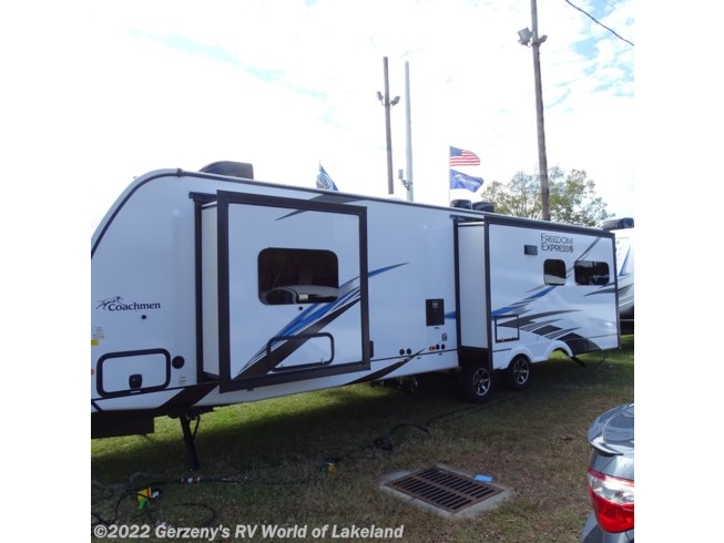 New 2021 Coachmen Freedom Express Liberty Edition available in Lakeland, Florida