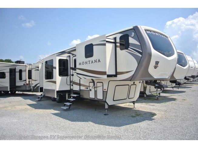 2017 Keystone RV Montana 3820FK For Sale In Gassville, AR