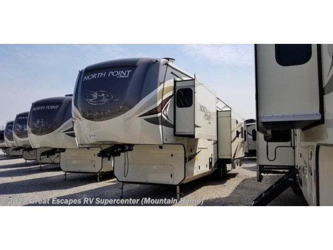 New 2019 Jayco North Point 315RLTS available in Gassville, Arkansas