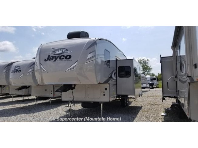 New 2020 Jayco Eagle HTX 26BHX available in Gassville, Arkansas
