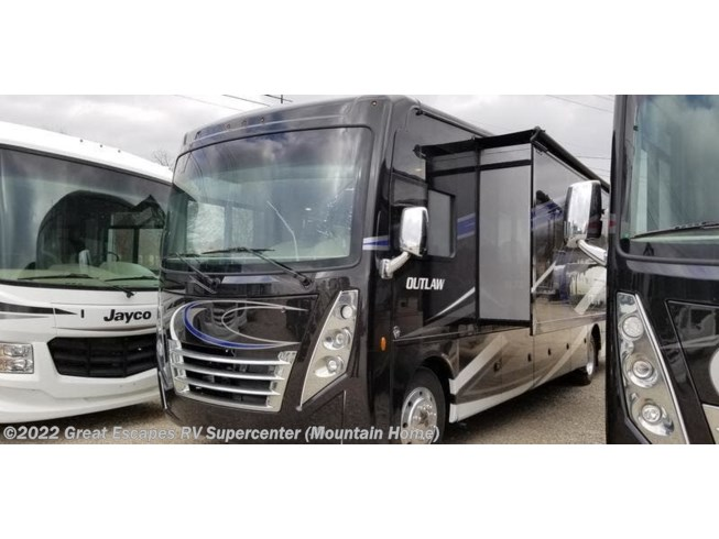 New 2019 Thor Motor Coach Outlaw 37GP available in Gassville, Arkansas