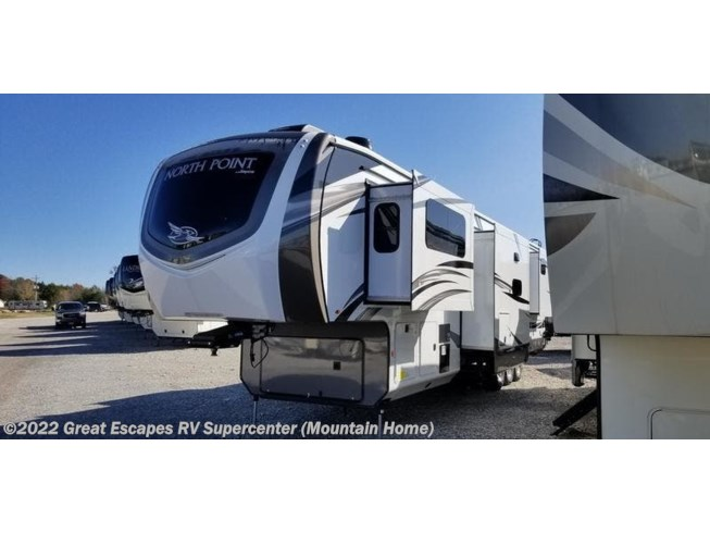 New 2020 Jayco North Point 385THWS available in Gassville, Arkansas