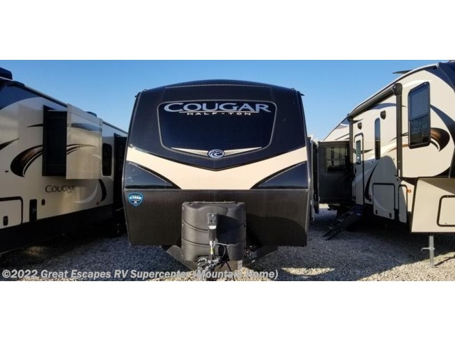 New 2019 Keystone Cougar Half-Ton 27RES available in Gassville, Arkansas