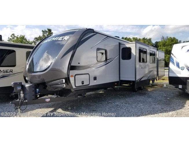 2020 Bullet Premier Ultra Lite 34BIPR by Keystone from Great Escapes RV Supercenter in Gassville, Arkansas