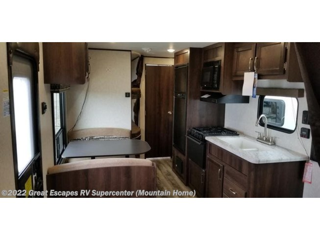 2020 Jay Flight SLX8 264BH Fiberglass Edition by Jayco from Great Escapes RV Supercenter in Gassville, Arkansas