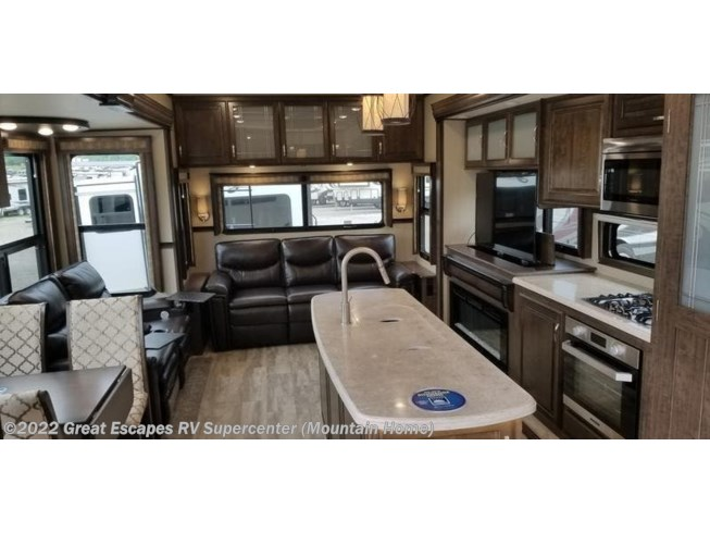 New 2020 Grand Design Solitude 372WB-R available in Gassville, Arkansas