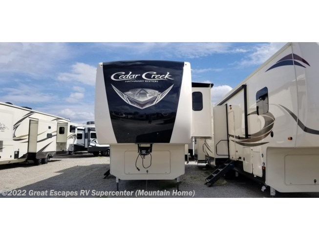 New 2021 Forest River Cedar Creek Hathaway Edition 36CK2 available in Gassville, Arkansas