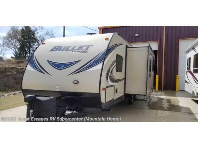 Used 2017 Keystone Bullet 272BHS available in Gassville, Arkansas
