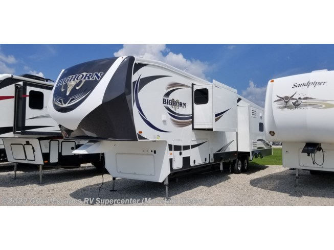 Used 2016 Heartland Bighorn 3875FB available in Gassville, Arkansas