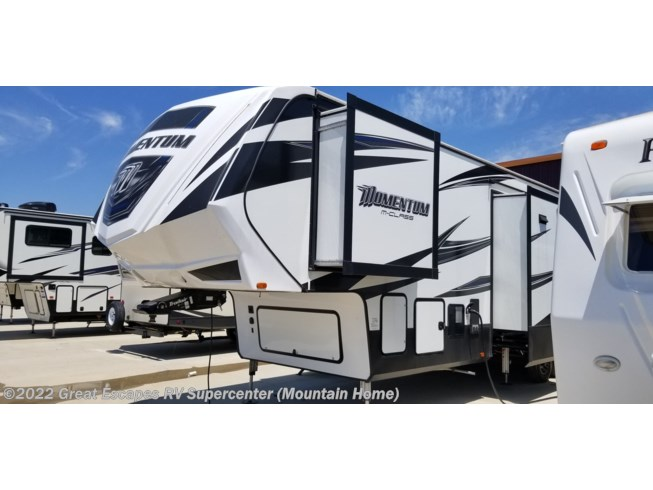 Used 2017 Grand Design Momentum 388 available in Gassville, Arkansas