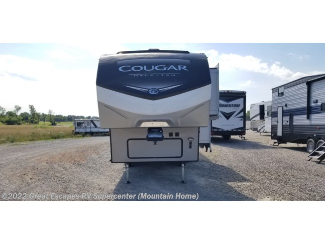New 2021 Keystone Cougar Half-Ton 23MLS available in Gassville, Arkansas