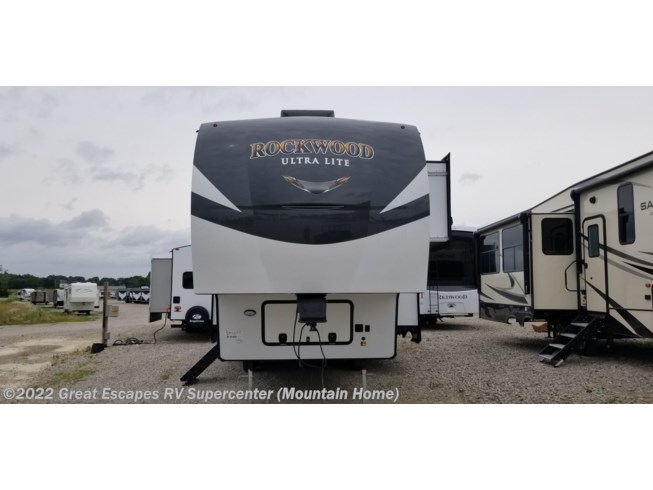 New 2021 Forest River Rockwood Ultra Lite 2888WS available in Gassville, Arkansas