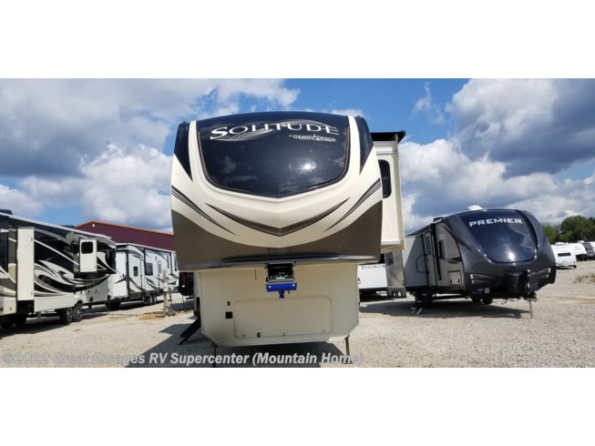 New 2021 Grand Design Solitude 390RK-R available in Gassville, Arkansas