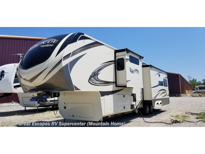 New 2021 Grand Design Solitude 373FB-R available in Gassville, Arkansas