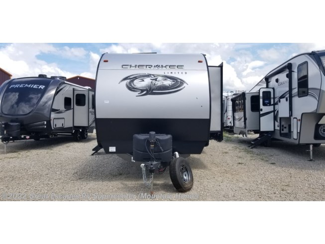 New 2021 Forest River Cherokee 324TS available in Gassville, Arkansas