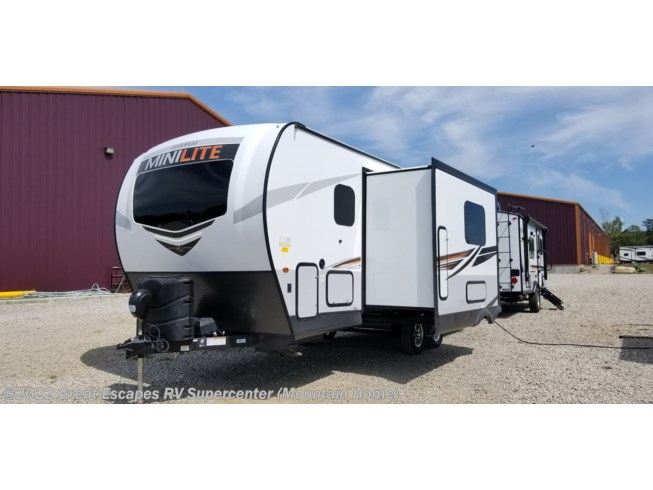 2021 Forest River Rockwood Mini Lite 2507S - New Travel Trailer For Sale by Great Escapes RV Supercenter in Gassville, Arkansas
