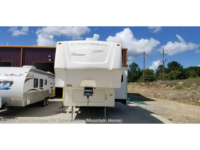 Used 2009 Coachmen Chaparral 340QBS available in Gassville, Arkansas