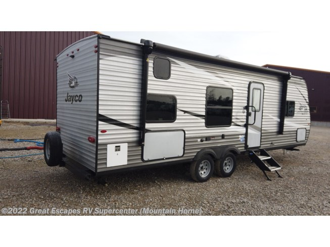 2021 Jayco Jay Flight SLX8 264BH - New Travel Trailer For Sale by Great Escapes RV Supercenter in Gassville, Arkansas