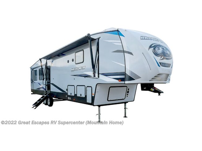New 2021 Forest River Cherokee Arctic Wolf 3880SUITE available in Gassville, Arkansas
