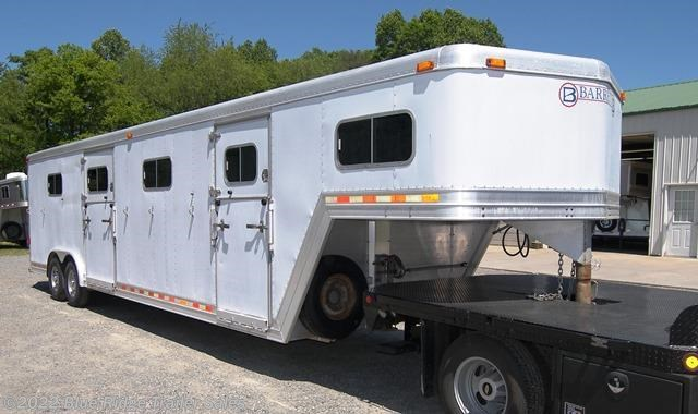We Found 14 Used Barrett Horse Trailers For Sale