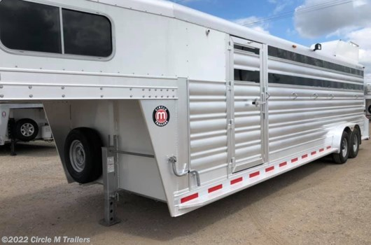 "6 Horse Trailer - 2020 Platinum Coach 6 horse  7'6"" wide TRAINER combo sport available New in Kaufman, TX"