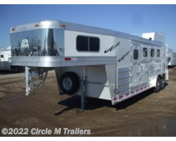 #oo441 - 2018 Platinum Coach 4HGN w/ 4' SW Dressing Room