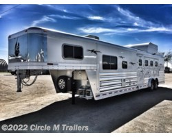 "#8641283 - 2018 Platinum Coach Outlaw 4 Horse 12' 8"" OUTLAW SIDE LOAD"