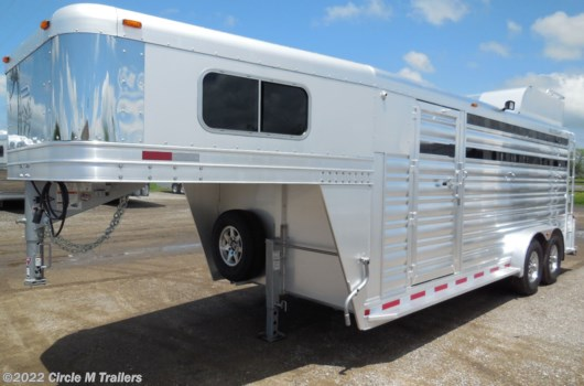 "4 Horse Trailer - 2020 Platinum Coach 4 horse 2' SW 7'6"" wide available New in Kaufman, TX"