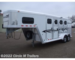 #6392092 - 2009 Cimarron Norstar 3 Horse 4' Short wall with MANGERS!!!