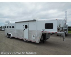 #10292 - 2014 Hart 4 Horse 11' Shortwall Outlaw Conversions