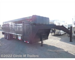 #85522 - 2010 Fair West 24' Stock Combo with front tack