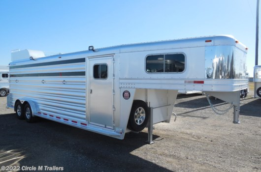 4 Horse Trailer - 2020 Platinum Coach 24' Perfect Ranch Hand Trailer available New in Kaufman, TX