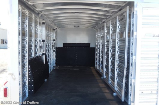 6 Head Livestock Trailer - 2020 Platinum Coach 24' Perfect Ranch Hand Trailer available New in Kaufman, TX