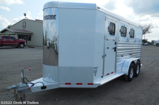 3 Horse Trailer - 2019 Cimarron Norstar VERY CLEAN 3 HORSE!!! available Used in Kaufman, TX