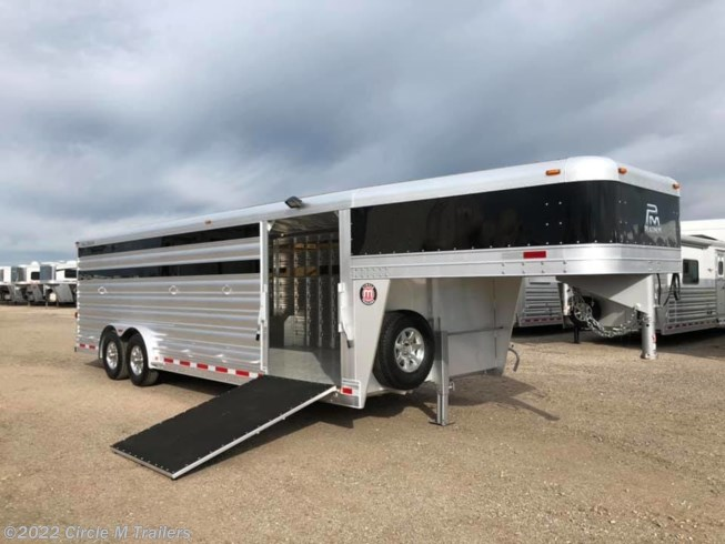 2019 Platinum Coach 24' Show Cattle Stock Special 8' WIDE