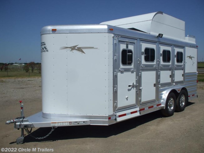 2019 Platinum Coach 8 wide Platinum 4 HBP With MANGERS