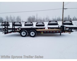 #14ET20-22768 - 2017 Big Tex 20' EQUIPMENT, 14K WITH FLIP RAMPS