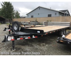 #FB24-14K-49377 - 2017 C&B 8.5' X 24' EQUIPMENT, 14K WITH PINTLE