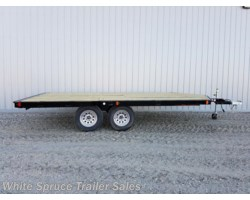 #861414ST-00755 - 2018 Midsota 8.5' x 14' Steel Snowmachine Trailer 7K
