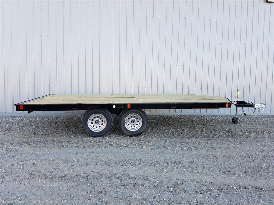 2018 Midsota 8.5' x 14' Steel Snowmachine Trailer 7K