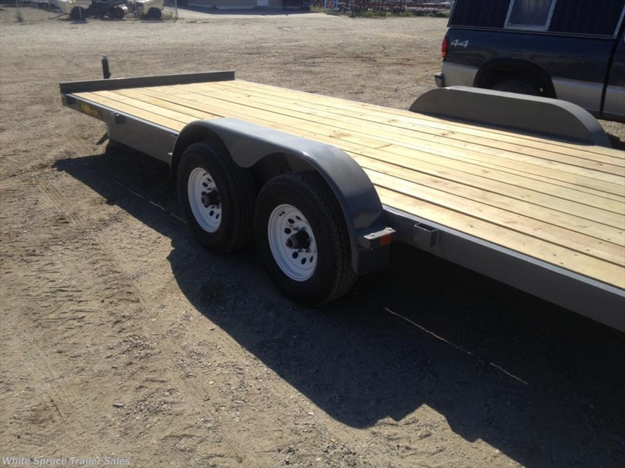 "2018 Midsota 82"" x 20' Car Hauler Trailer 10K"