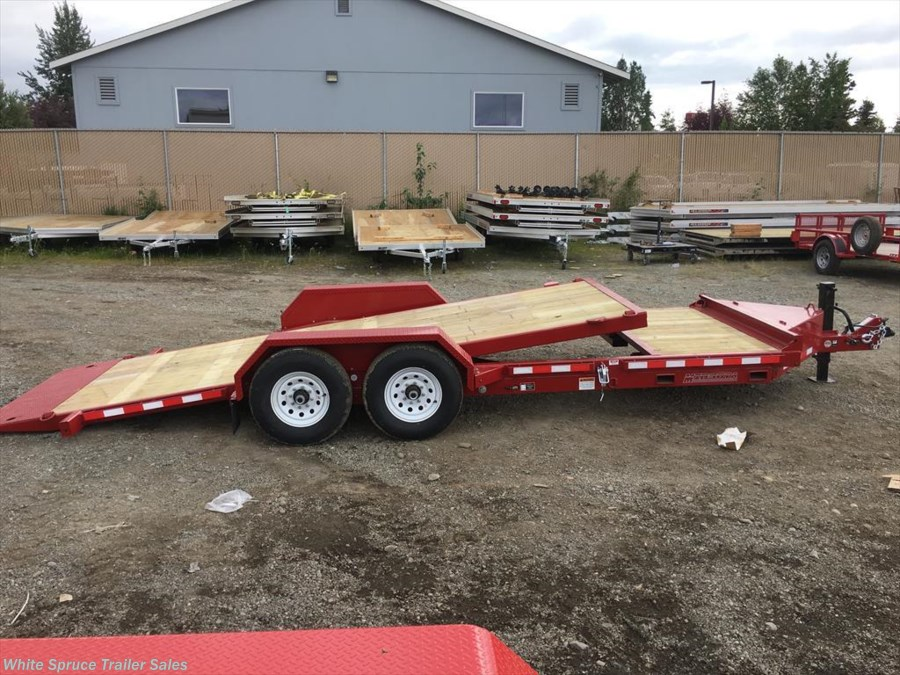 2018 Midsota 20' 3/4 TILT EQUIPMENT 14K W/ BOX