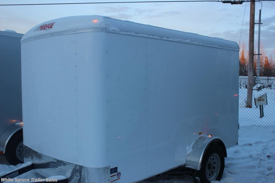 2018 Mirage 6' X 12' SINGLE AXLE CARGO 3K