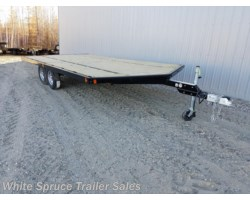 #861614ST-01083 - 2018 Midsota 8.5' x 16' Steel Snowmachine Trailer 7K