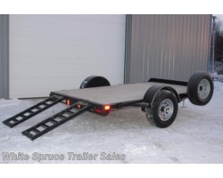 "#33UTV10-5K-96700 - 2018 Diamond C 6'5"" X 10' UTV TRAILER W/ 5200# AXLE"