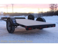 "#33UTV10-5K-96701 - 2018 Diamond C 6'5"" X 10' UTV TRAILER W/ 5200# AXLE"