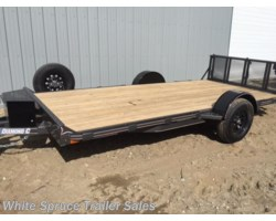 "#33UTV10-96706 - 2018 Diamond C 6'5"" X 10' UTV TRAILER W/ 3500# AXLE"