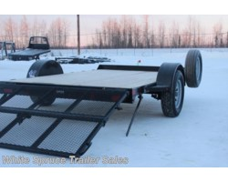 "#33UTV10-96736 - 2018 Diamond C 6'5"" X 10' UTV TRAILER W/ 3500# AXLE"